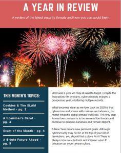 Jan 2021 Security Awareness Newsletter