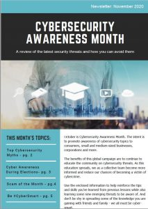 Nov 2020_Security Awareness Newsletter