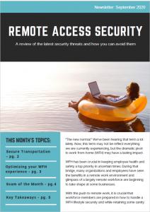 Sept 2020_Security Awareness Newsletter